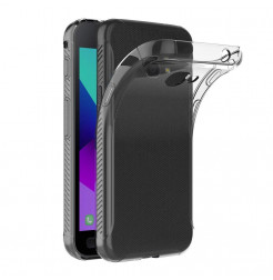 4545 - MadPhone супер слим силиконов гръб за Samsung Galaxy Xcover 4 / 4S