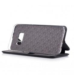 4730 - MadPhone Shell тънък кожен калъф за Samsung Galaxy S8