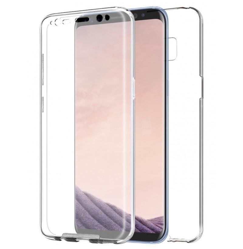 4851 - MadPhone 360 силиконова обвивка за Samsung Galaxy S8+ Plus