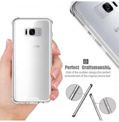 4857 - MadPhone ShockHybrid хибриден кейс за Samsung Galaxy S8+ Plus