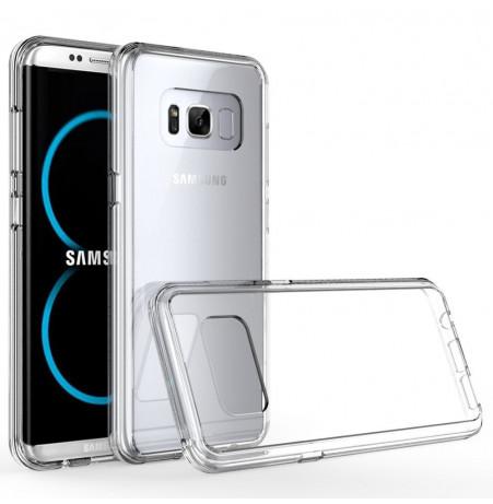 4858 - MadPhone ShockHybrid хибриден кейс за Samsung Galaxy S8+ Plus