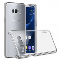 4859 - IMAK Crystal Case тънък твърд гръб за Samsung Galaxy S8+ Plus