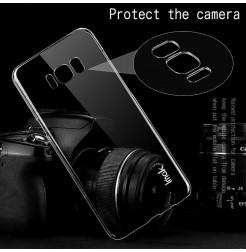 4860 - IMAK Crystal Case тънък твърд гръб за Samsung Galaxy S8+ Plus