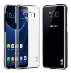 4861 - IMAK Crystal Case тънък твърд гръб за Samsung Galaxy S8+ Plus