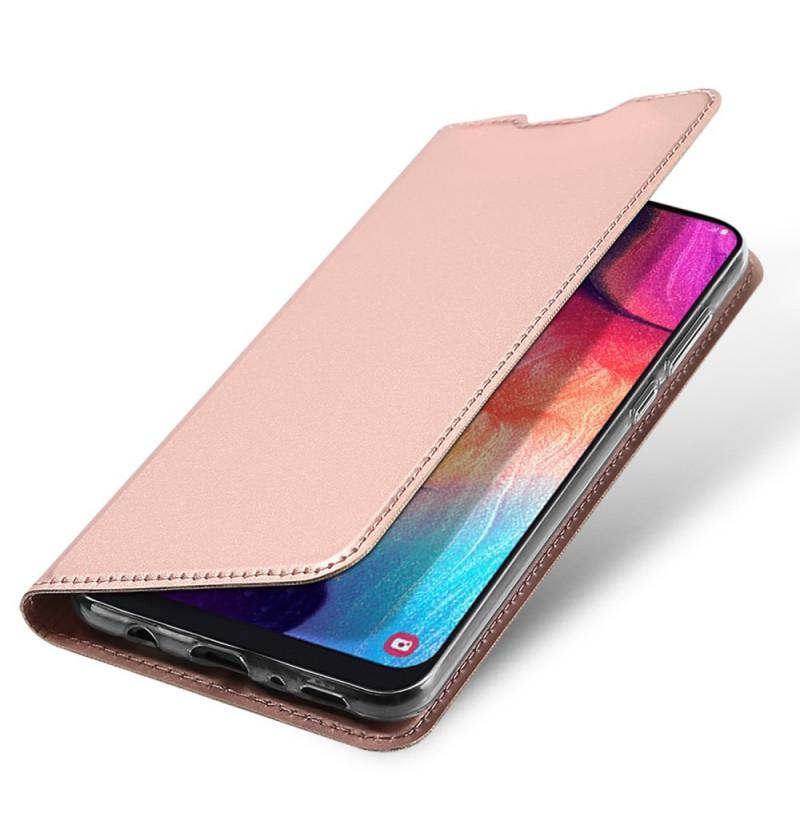 487 - Dux Ducis Skin кожен калъф за Samsung Galaxy A50 / A30s