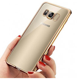 4885 - MadPhone Plated силиконов кейс калъф за Samsung Galaxy S8+ Plus