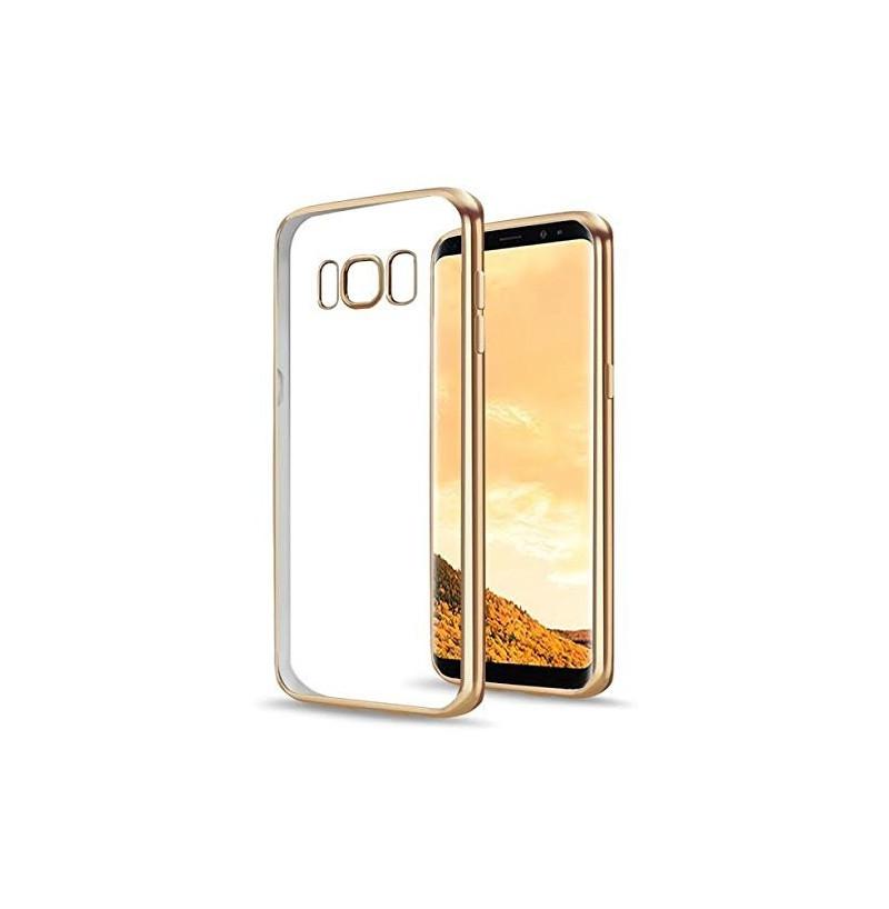 4887 - MadPhone Plated силиконов кейс калъф за Samsung Galaxy S8+ Plus