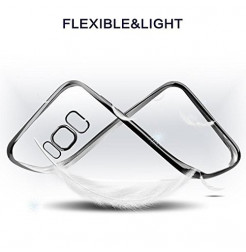 4892 - MadPhone Plated силиконов кейс калъф за Samsung Galaxy S8+ Plus
