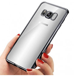 4893 - MadPhone Plated силиконов кейс калъф за Samsung Galaxy S8+ Plus