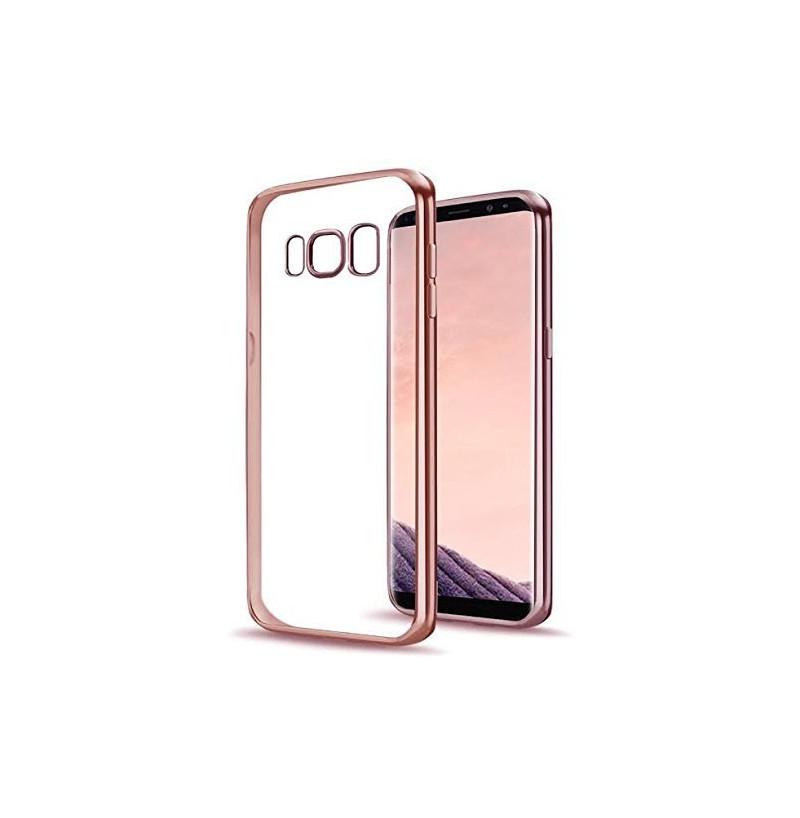 4897 - MadPhone Plated силиконов кейс калъф за Samsung Galaxy S8+ Plus