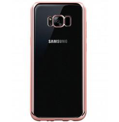 4899 - MadPhone Plated силиконов кейс калъф за Samsung Galaxy S8+ Plus