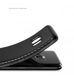 4936 - iPaky Carbon силиконов кейс калъф за Samsung Galaxy S8+ Plus