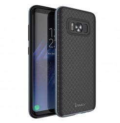 4938 - iPaky Grid хибриден калъф за Samsung Galaxy S8+ Plus