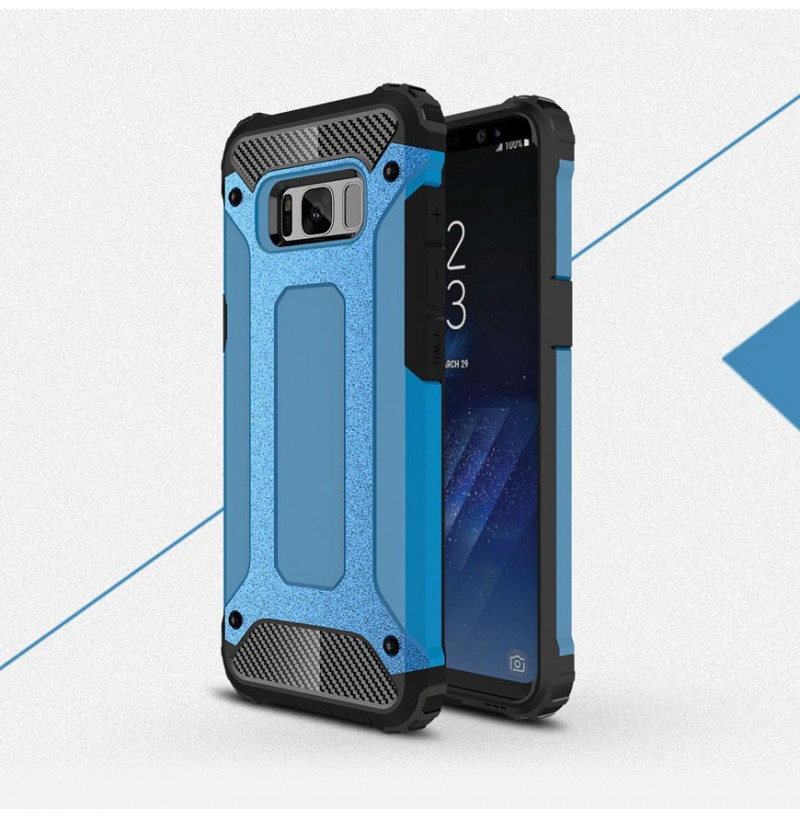 4983 - MadPhone Armor хибриден калъф за Samsung Galaxy S8+ Plus