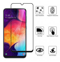 50 - 5D стъклен протектор за Samsung Galaxy A50 / A30s