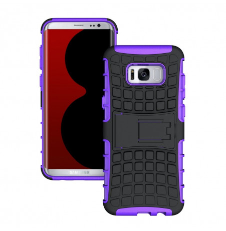 5020 - MadPhone Armada удароустойчив калъф за Samsung Galaxy S8+ Plus