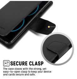 5055 - Mercury Goospery Bravo кожен калъф за Samsung Galaxy S8+ Plus