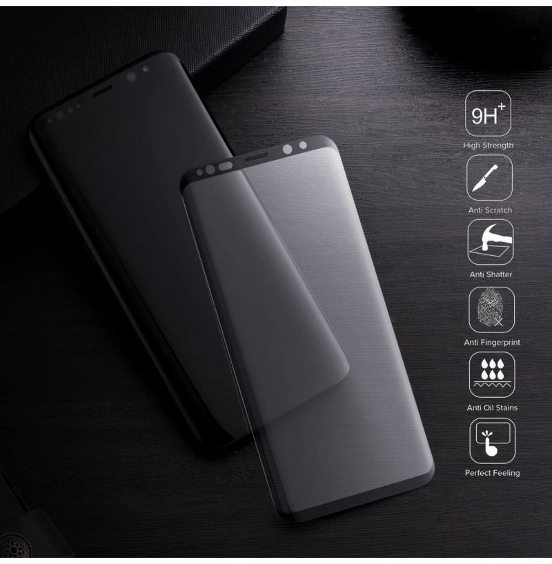 5092 - 3D стъклен протектор за целия дисплей Samsung Galaxy S9
