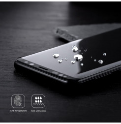 5093 - 3D стъклен протектор за целия дисплей Samsung Galaxy S9