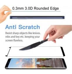 5097 - 5D стъклен протектор за Samsung Galaxy S9