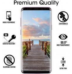 5099 - 5D стъклен протектор за Samsung Galaxy S9