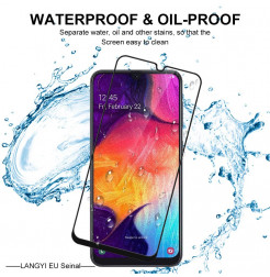 51 - 5D стъклен протектор за Samsung Galaxy A50 / A30s