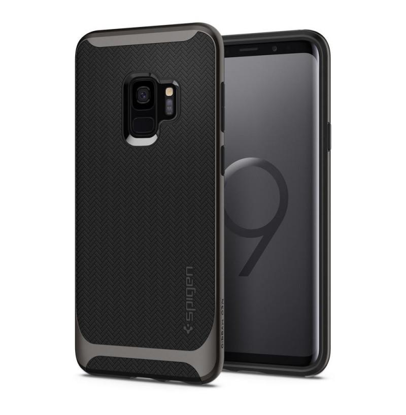 5137 - Spigen Neo Hybrid удароустойчив калъф за Samsung Galaxy S9