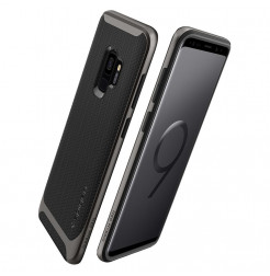 5138 - Spigen Neo Hybrid удароустойчив калъф за Samsung Galaxy S9