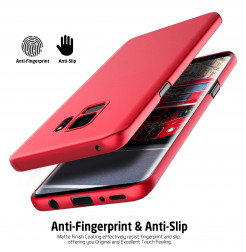 5163 - MadPhone силиконов калъф за Samsung Galaxy S9