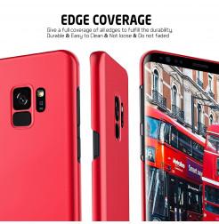 5164 - MadPhone силиконов калъф за Samsung Galaxy S9