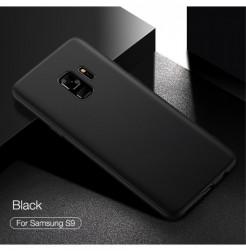 5177 - MadPhone супер слим матов силиконов калъф за Samsung Galaxy S9