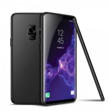 5183 - MadPhone супер слим матов силиконов калъф за Samsung Galaxy S9