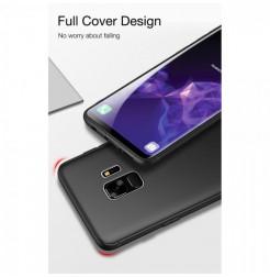 5185 - MadPhone супер слим матов силиконов калъф за Samsung Galaxy S9