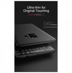 5186 - MadPhone супер слим матов силиконов калъф за Samsung Galaxy S9
