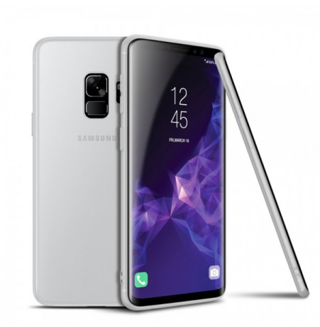 5190 - MadPhone супер слим матов силиконов калъф за Samsung Galaxy S9