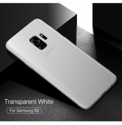 5191 - MadPhone супер слим матов силиконов калъф за Samsung Galaxy S9