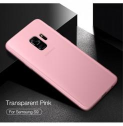 5198 - MadPhone супер слим матов силиконов калъф за Samsung Galaxy S9