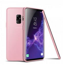 5199 - MadPhone супер слим матов силиконов калъф за Samsung Galaxy S9