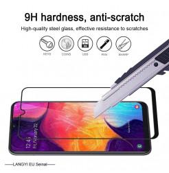 52 - 5D стъклен протектор за Samsung Galaxy A50 / A30s