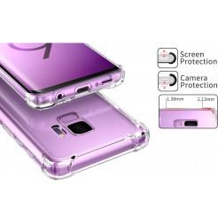 5205 - MadPhone ShockHybrid хибриден кейс за Samsung Galaxy S9