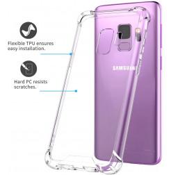 5208 - MadPhone ShockHybrid хибриден кейс за Samsung Galaxy S9