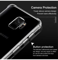 5217 - IMAK Airbag силиконов калъф за Samsung Galaxy S9