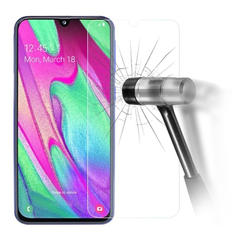526 - MadPhone стъклен протектор 9H за Samsung Galaxy A40