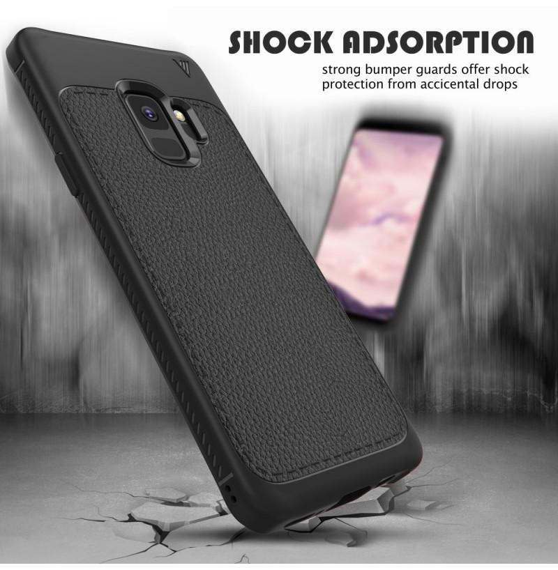 5293 - MadPhone Supreme силиконов кейс за Samsung Galaxy S9
