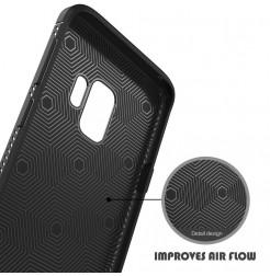 5297 - MadPhone Supreme силиконов кейс за Samsung Galaxy S9
