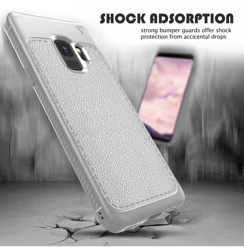 5317 - MadPhone Supreme силиконов кейс за Samsung Galaxy S9
