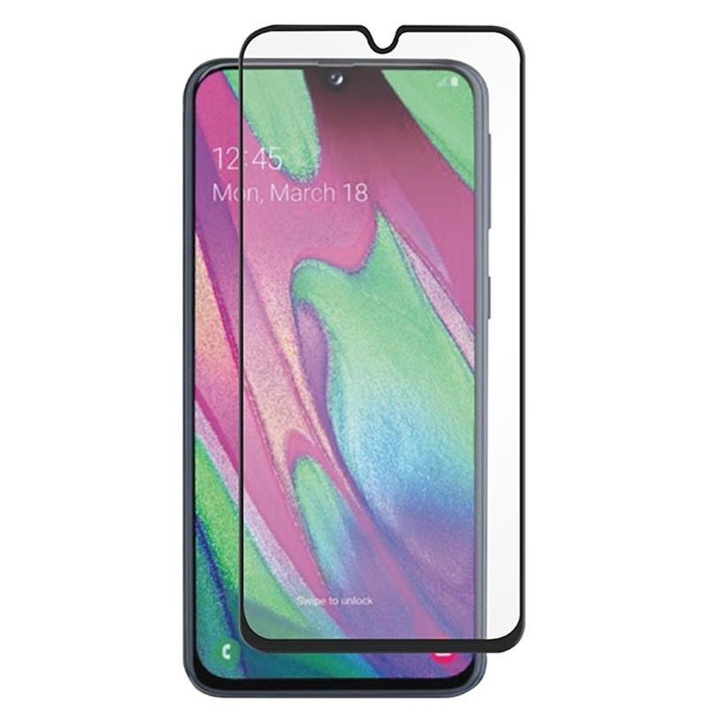 533 - 3D стъклен протектор за целия дисплей Samsung Galaxy A40