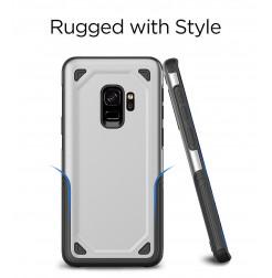 5341 - MadPhone Defender хибриден калъф за Samsung Galaxy S9