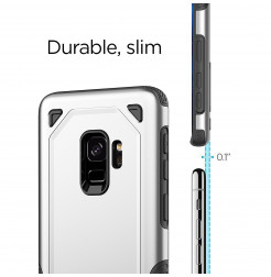 5343 - MadPhone Defender хибриден калъф за Samsung Galaxy S9
