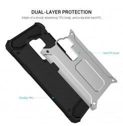 5355 - MadPhone Armor хибриден калъф за Samsung Galaxy S9